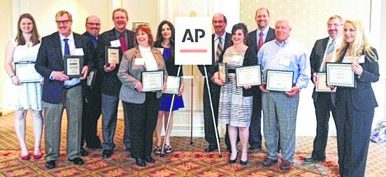 Civitas newspapers win 31 AP Ohio awards